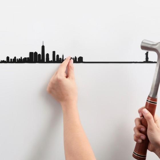 Décoration murale The Line NEW YORK